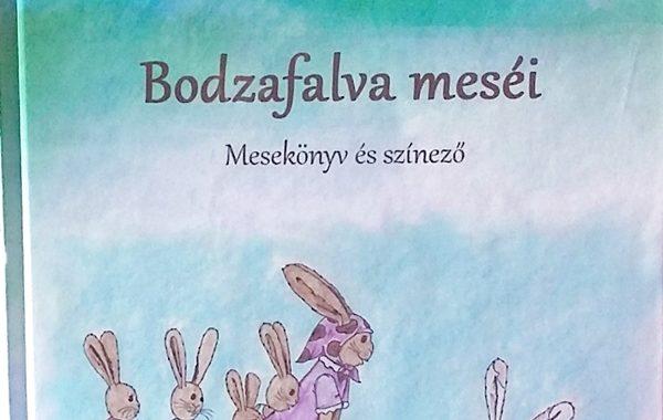 Bodzafalva meséi – mesekönyv és színező