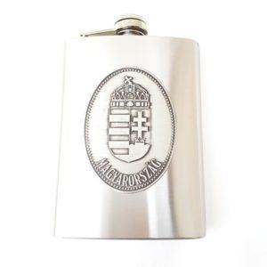 Pálinkás flaska címerrel - Magyarorszag