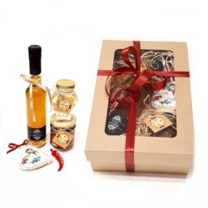 Mentás mézes ajándékcsomag