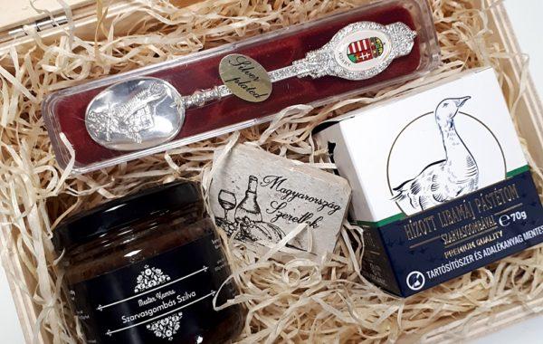 Gasztro souvenir ajándékcsomag