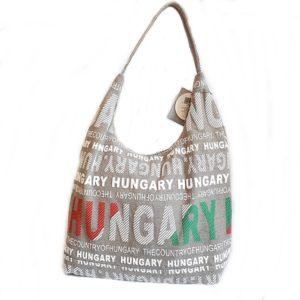 Hungary válltáska-homok