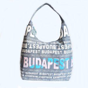 Budapest válltáska betűs R