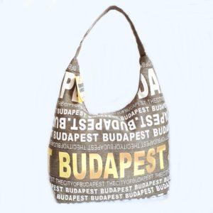 Budapest válltáska betűs S