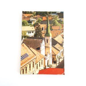 Karolina kápolna - vászonkép